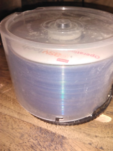Blank dvds 100 pack