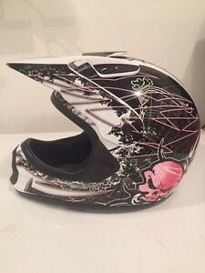 Girls Youth ATV Helmet for sale