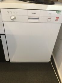Bosch white full size Dishwasher