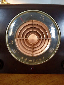 Antique Radio-Record Player ADMIRAL Model 5Y22A N Stratford Kitchener Area image 2