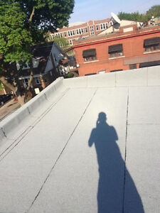 Flat Roofing Repairs, Removal, New Installment & Inspections. London Ontario image 7