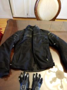 IXON manteau de moto