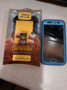Samsung Galaxy S6 Case (OtterBox Defender - New)