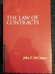 The law of contracts London Ontario image 1