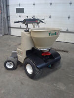 Salt Spreader/Sprayer
