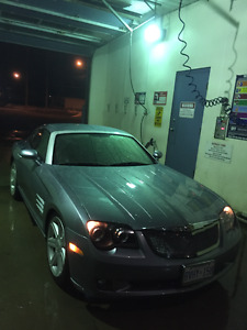 2004 Chrysler Crossfire Limited Coupe (2 door)