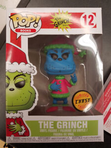 Funko Pop Dr. Seuss  THE GRINCH CHASE