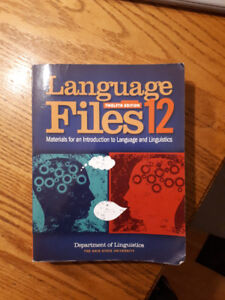 Language Files 12th Edition