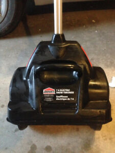 7 amp electric snow thrower