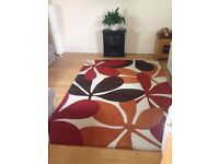 Great quality lounge rug, used but perfect! Large!!!