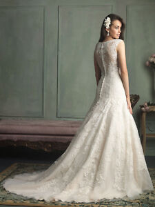 Allure Bridal Style 9125