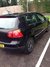 VW GOLF 1.4L MK 5 REDUCED PRICE
