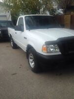 2009 Ford Ranger 2 wheel drive 4 cyl. SAFETY
