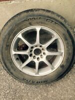 4 Tires and Rims for sale $180 obo