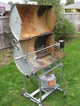 Spit Roast Rotisserie BBQ LPG Gas 30kg Capacity Kingston Kingborough Area Preview