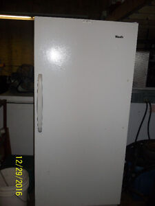 refrigerator made by woods