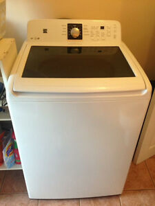 Kenmore HE washer dryer set