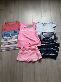 Age 10-11 Girls summer bundle