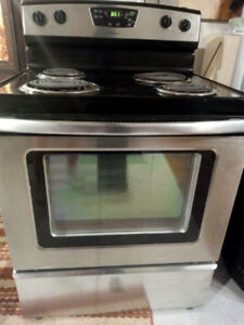 Stainless steel stove / cooking range