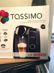 Tassimo T47 Sealed/Unopened