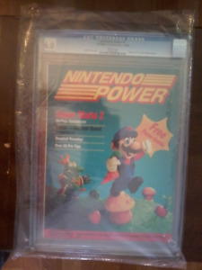 Nintendo Power #1 - Graded 6.0 - TRADE