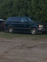 95 Chevy Tahoe suburban for sale