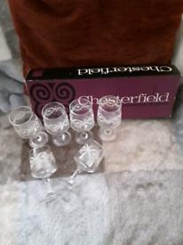 VINTAGE CHESTERFIELD DEMA GLASSES
