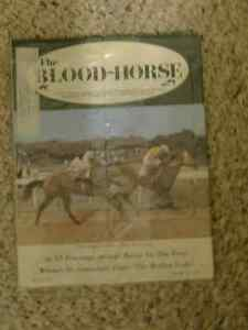 Blood Horse Magazines - triple crown issues etc Strathcona County Edmonton Area image 6