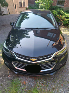 2018 Chevrolet Cruze Premier * lease takeover*