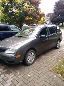 2007 Ford Focus SE Wagon Safetied and E-TESTED