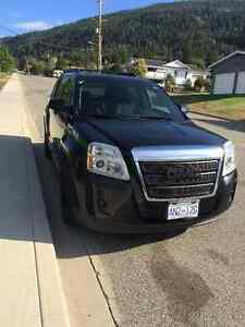 2010 GMC Terrain Grey SUV, Crossover