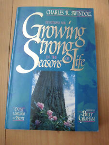 Growing stronger in the seasons of life
