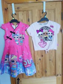Girls Clothing bundle age 7