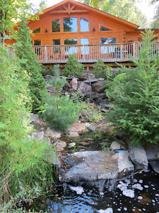 Fractional Ownership North American Log Bungalow For Sale