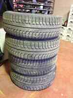 Toyota winter rims and tires