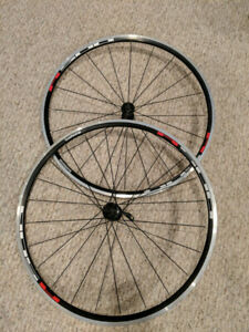 Shimano 10 speed road bike wheels
