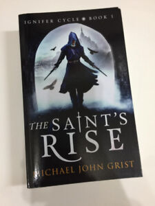 Selling Book: The Saints Rise (by: Michael John Grist)