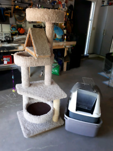 Cat tree and other
