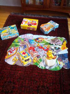 Four Children's Puzzels