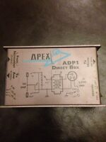Apex passive direct box ADP1