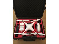 DJI Phantom 2 + FPV + 3 Batteries + Hard Case and more...
