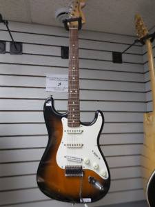 American Fender Special Stratocaster