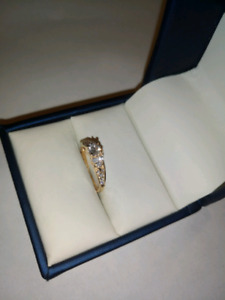 14k gold ring with appraisal