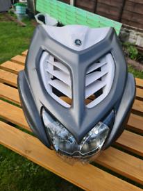 Yamaha aerox panels