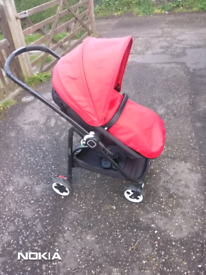 Pram, pushchair 3 in 1. Free local delivery