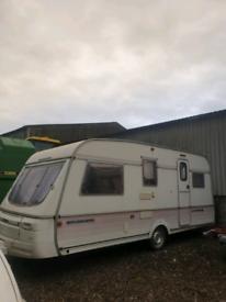 Very clean 4 berth caravan
