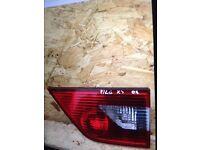 BMW X3 E83 O/S REAR TAILGATE LIGHT CLUSTER 2004-2012