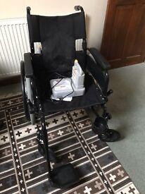 SD Wheelchair Motion Assist Unit
