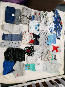 Boys size 00 bulk box winter and summer most in Euc