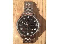 Hugo Boss Aeroliner Chronograph men's watch